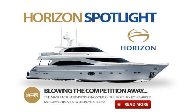 Horizon Yachts Spotlight - 26 North Yachts