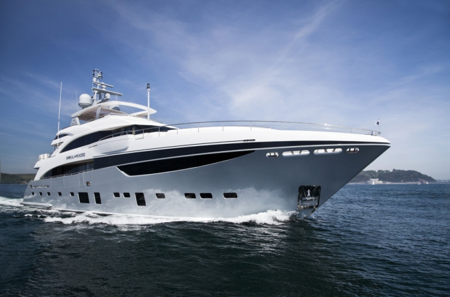 Princess Yachts Stays Buoyant With Strong Sales Launches