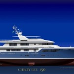 Cheoy Lee 150 New Design