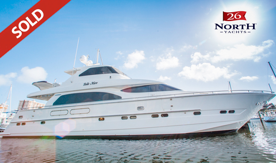 horizon 78 belle mare is sold