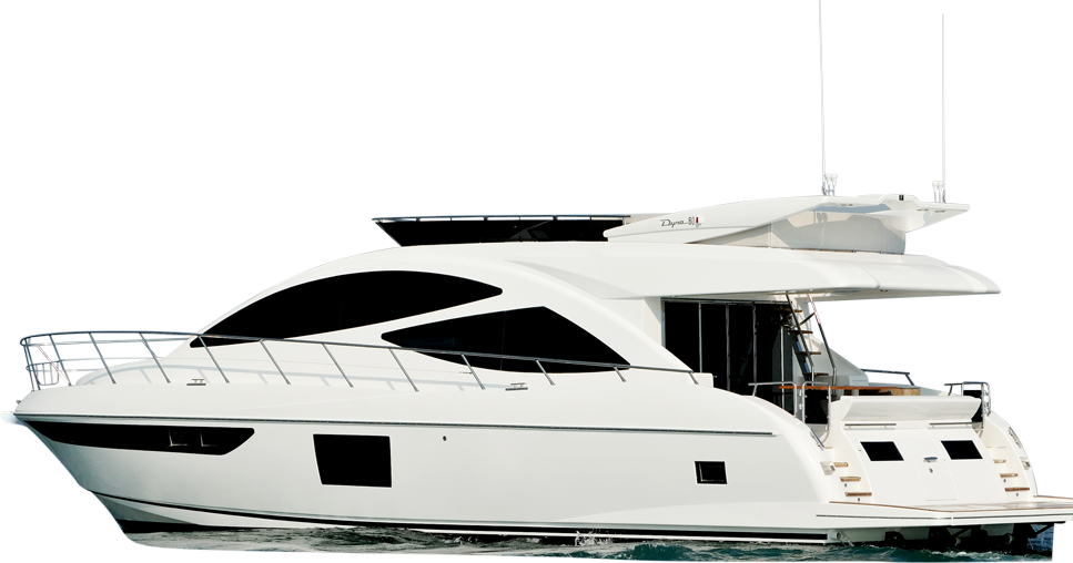 Fort Lauderdale Boat Show - Dyna 60