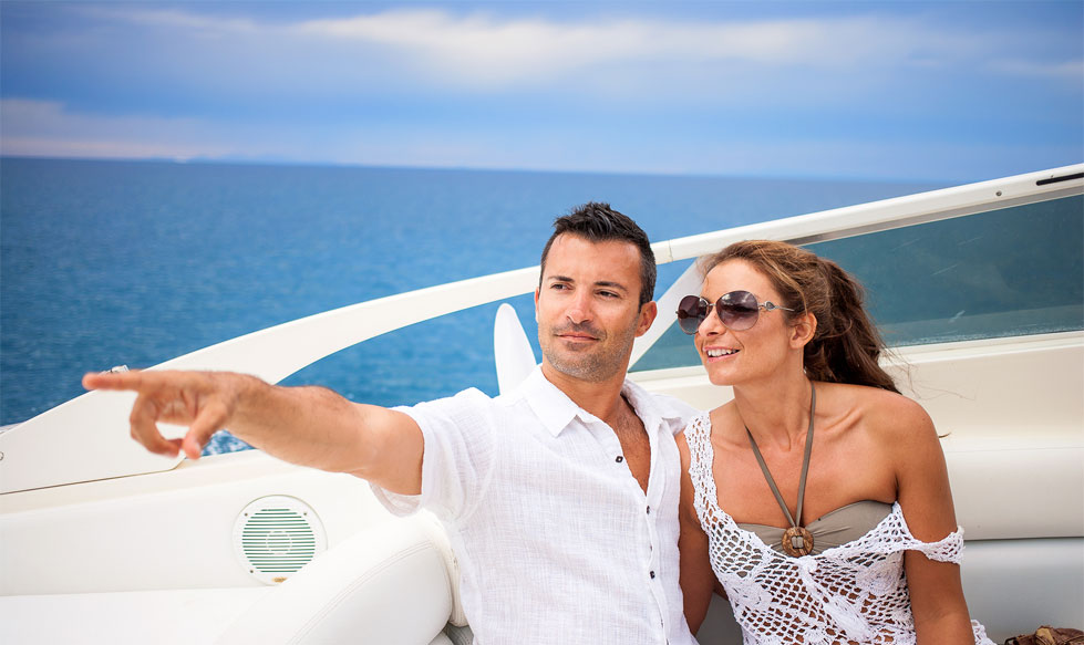 Couple considering yachts between 70-80 ft.