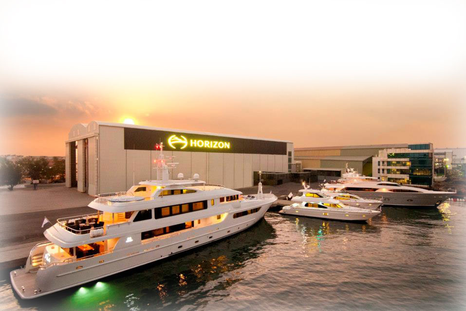 Horizon Yachts Factory