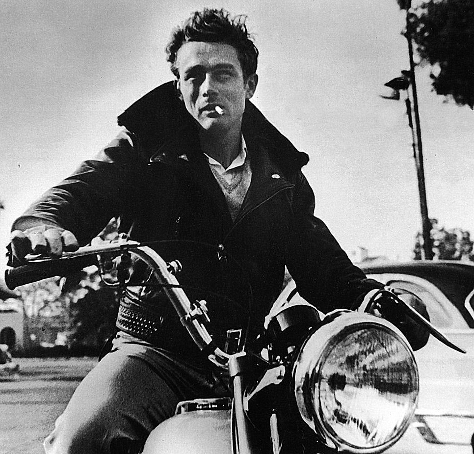 """James Dean and """"Rebel"""" 157 Trinity"""