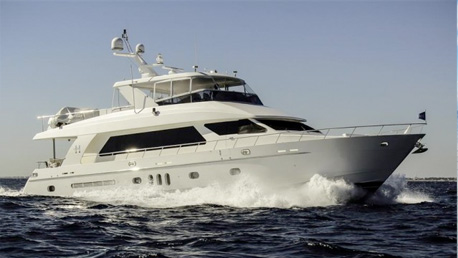 2007 82' Hargrave Yacht For sale
