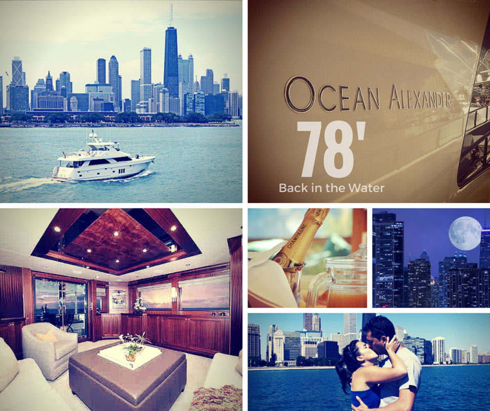 Ocean Alexander 78 For Sale in Chicago