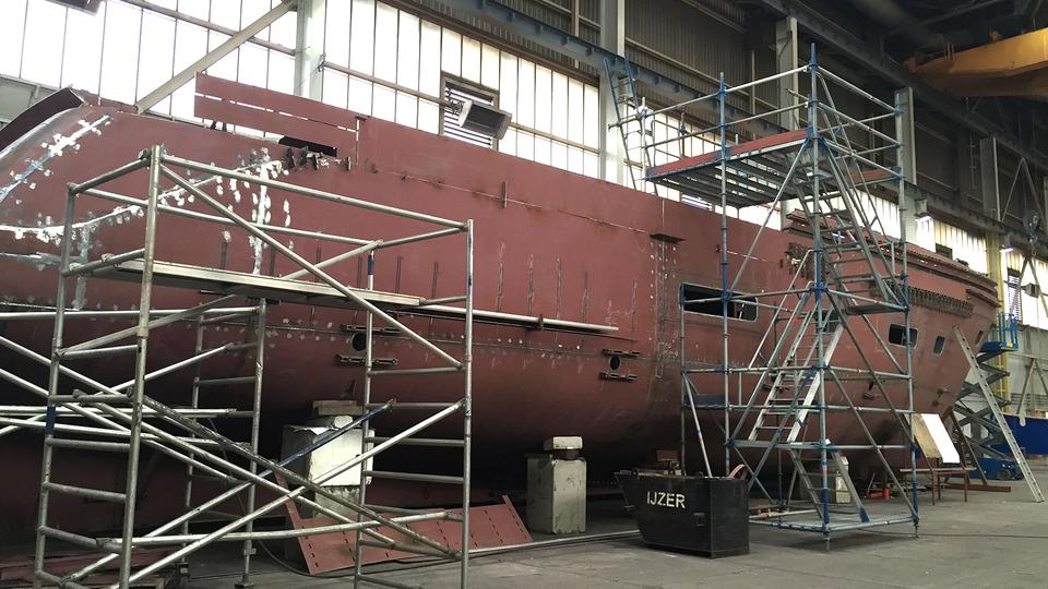 What do Recent Shipyard Sales and Construction Holds Say