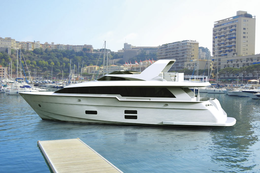 Hatteras Will Debut New Yachts at Ft  Lauderdale Boat Show