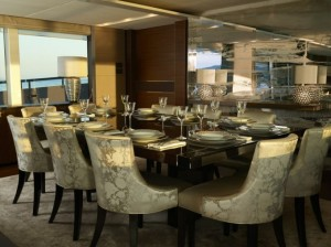 Yacht IMPERIAL PRINCESS -  Formal Dining-680