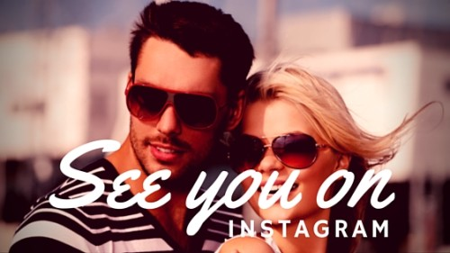 See you on Instagram