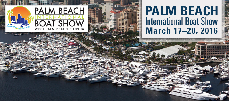 What To Expect At The Palm Beach International Boat Show 2016