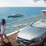 Car or Yacht from Mercedes