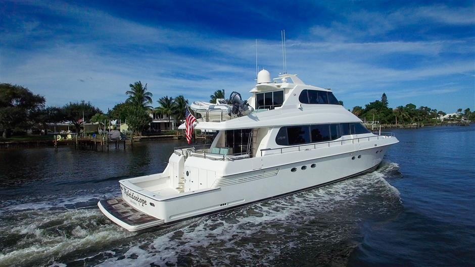 80ft Motor Yacht for Sale