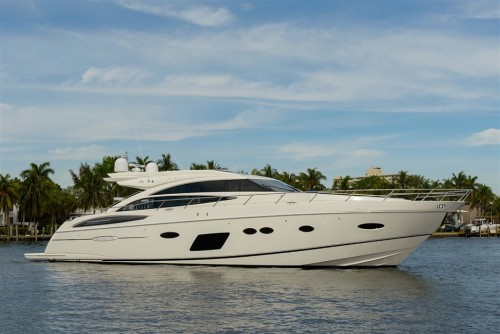 Dream Girl Princess Yacht for Sale