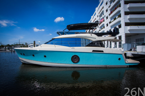60ft Monte Carlo Yacht