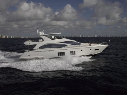 The Need to Know Azimut 84