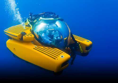 Personal Submarine from Triton
