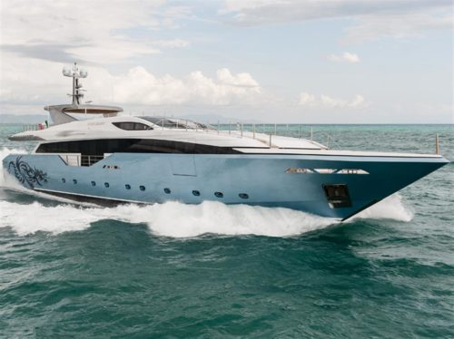 Admiral Yacht For Sale