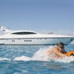 water toy yacht charter