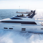 The New Hatteras 70MY