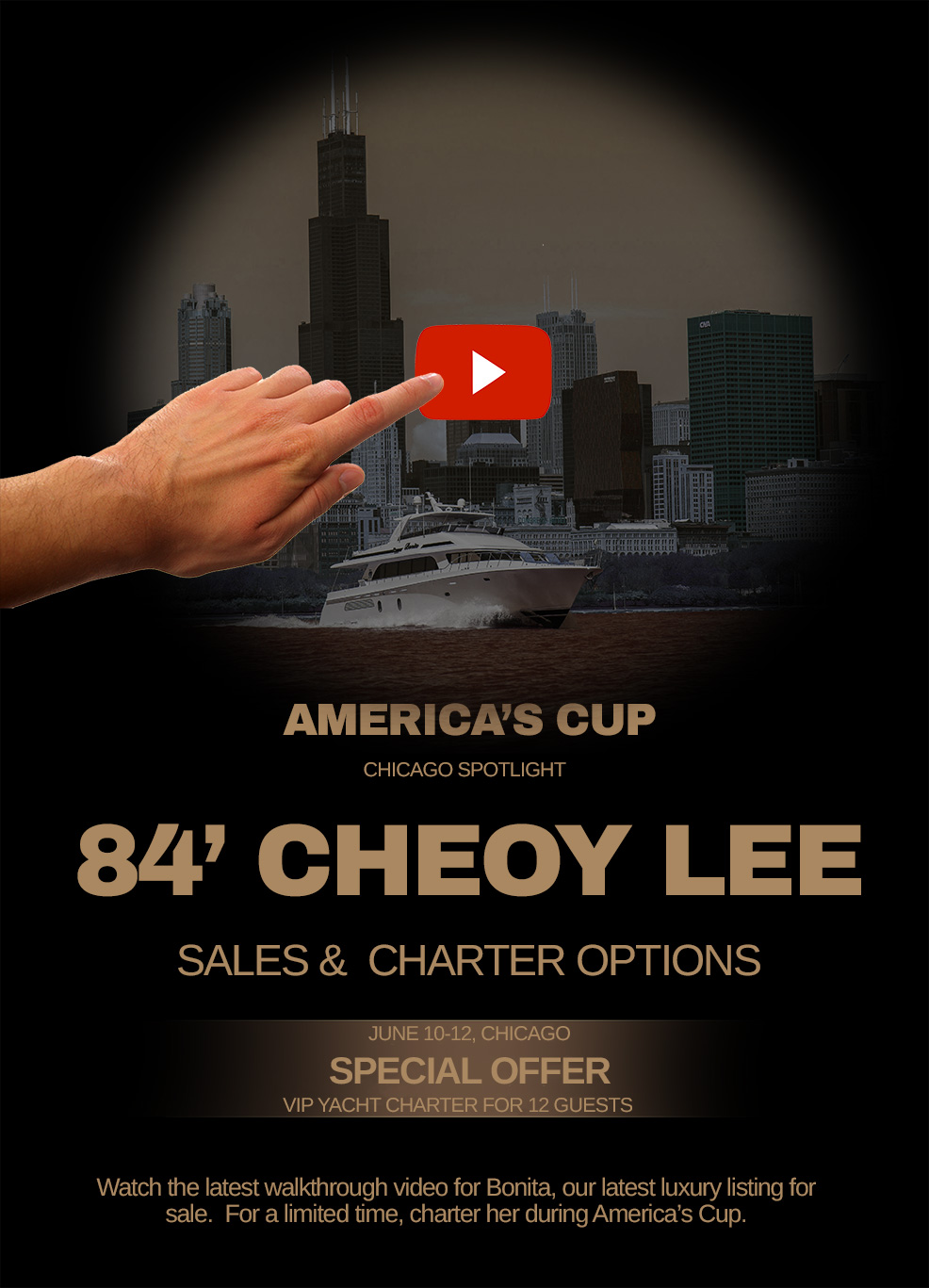 84 Cheoy Lee For Sale