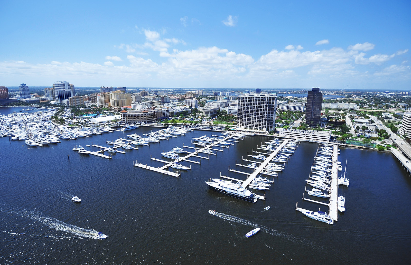 West Palm Beach Marina for Yachts