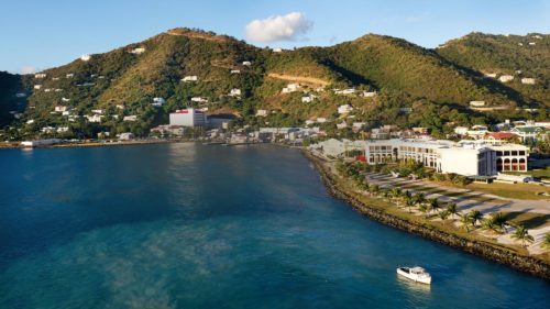 yacht charter in BVI