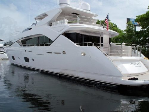 Sunseeker 115ft Yacht