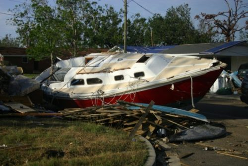 This Boat Owner Did Not Have a Proper Hurricane Plan!