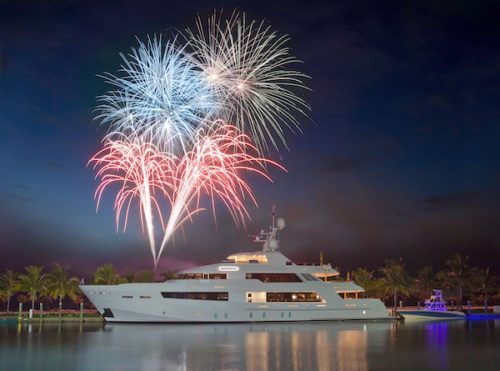 Yacht Charter July 4th
