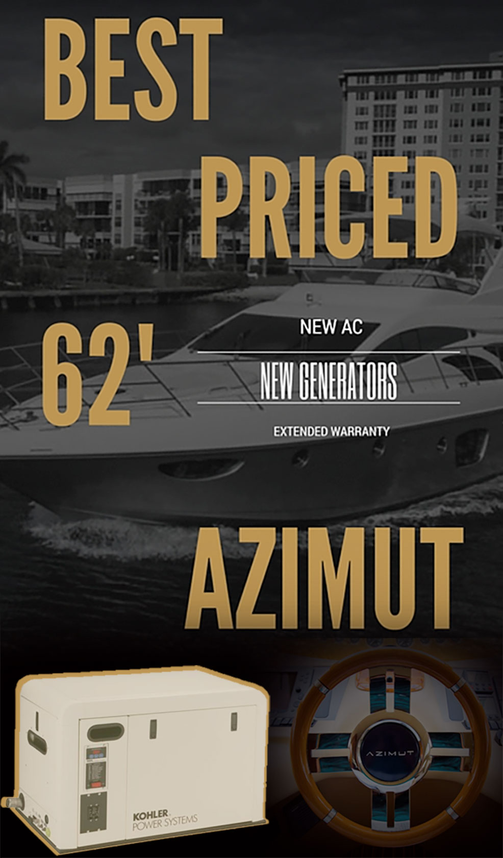 Azimut 62 Reloaded