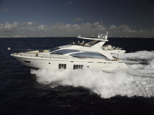 Yacht Charter 26 North