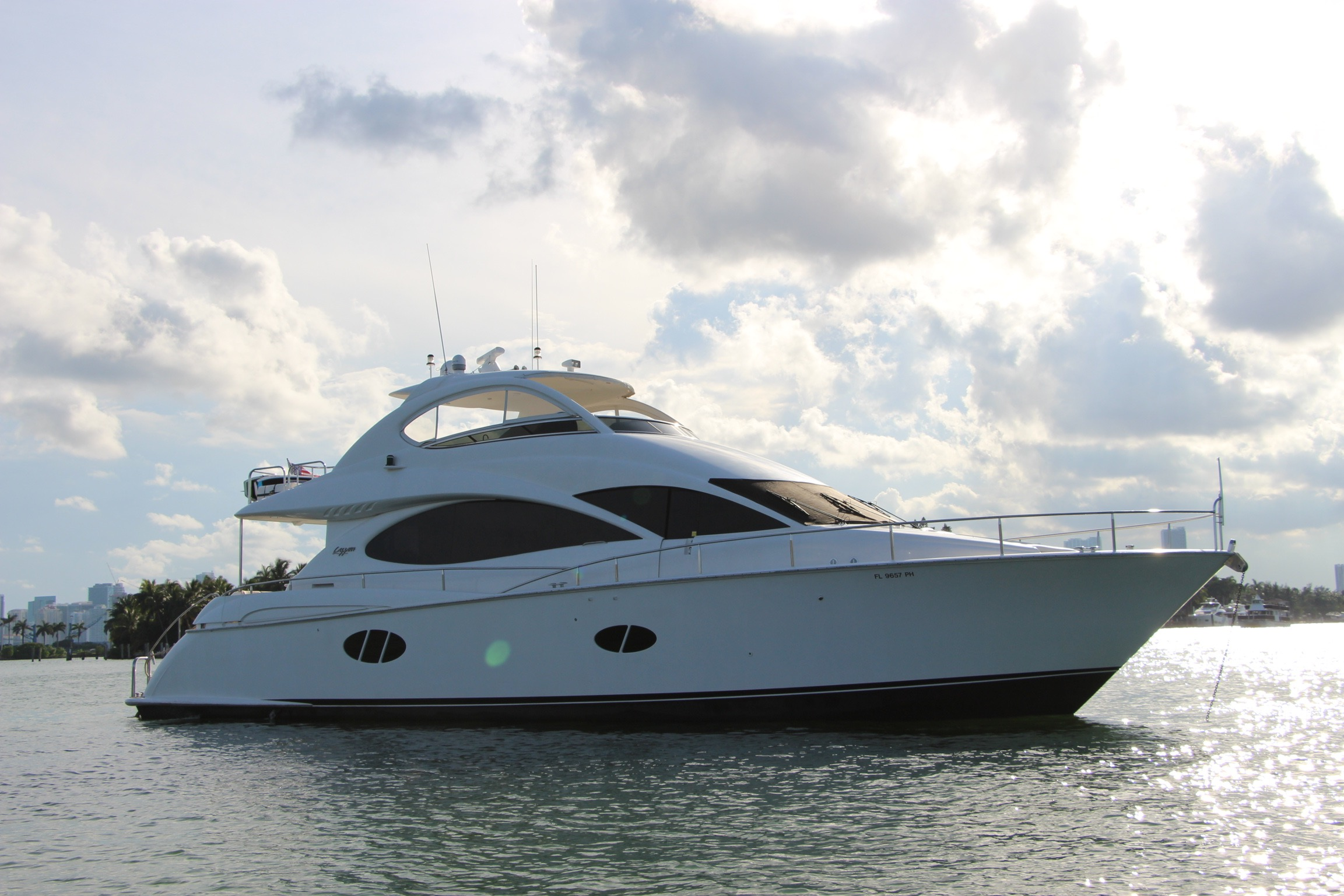 The Victoria for Sale or Charter