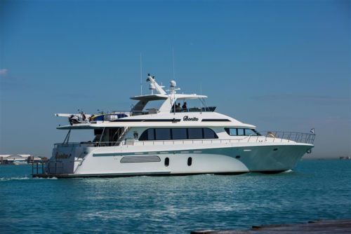 84 Foot Cheoy Lee Yacht for Sale