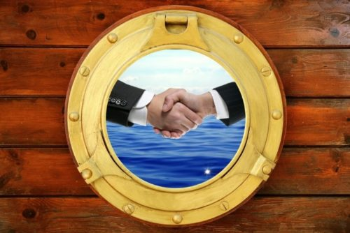 The role of a yacht broker