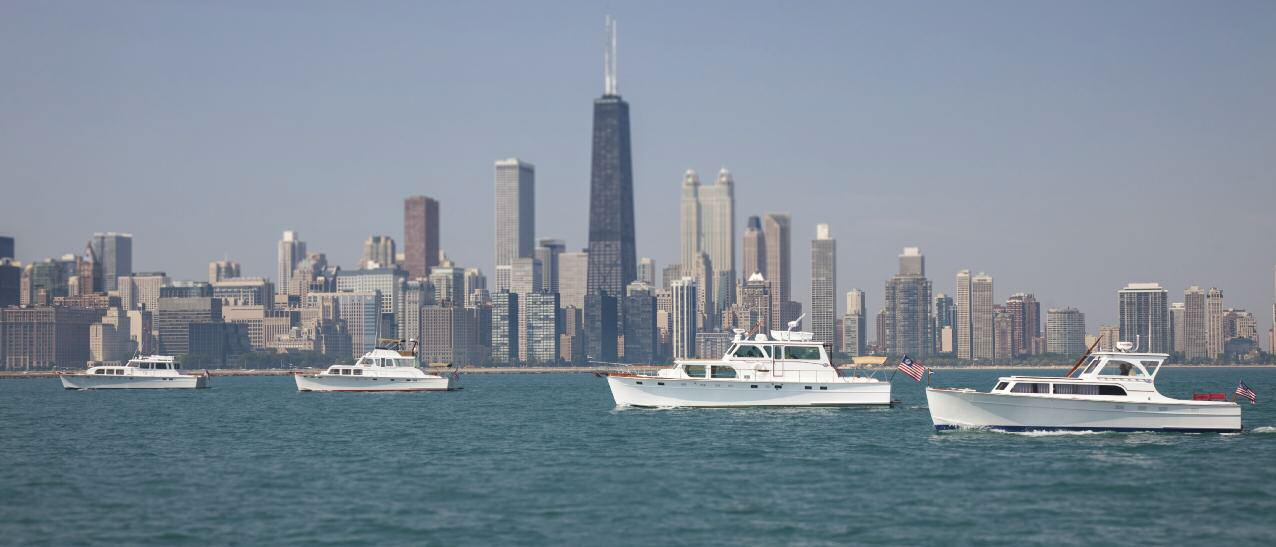 Chicago Gaining Steam As A Yachting Hub 26 North Yachts