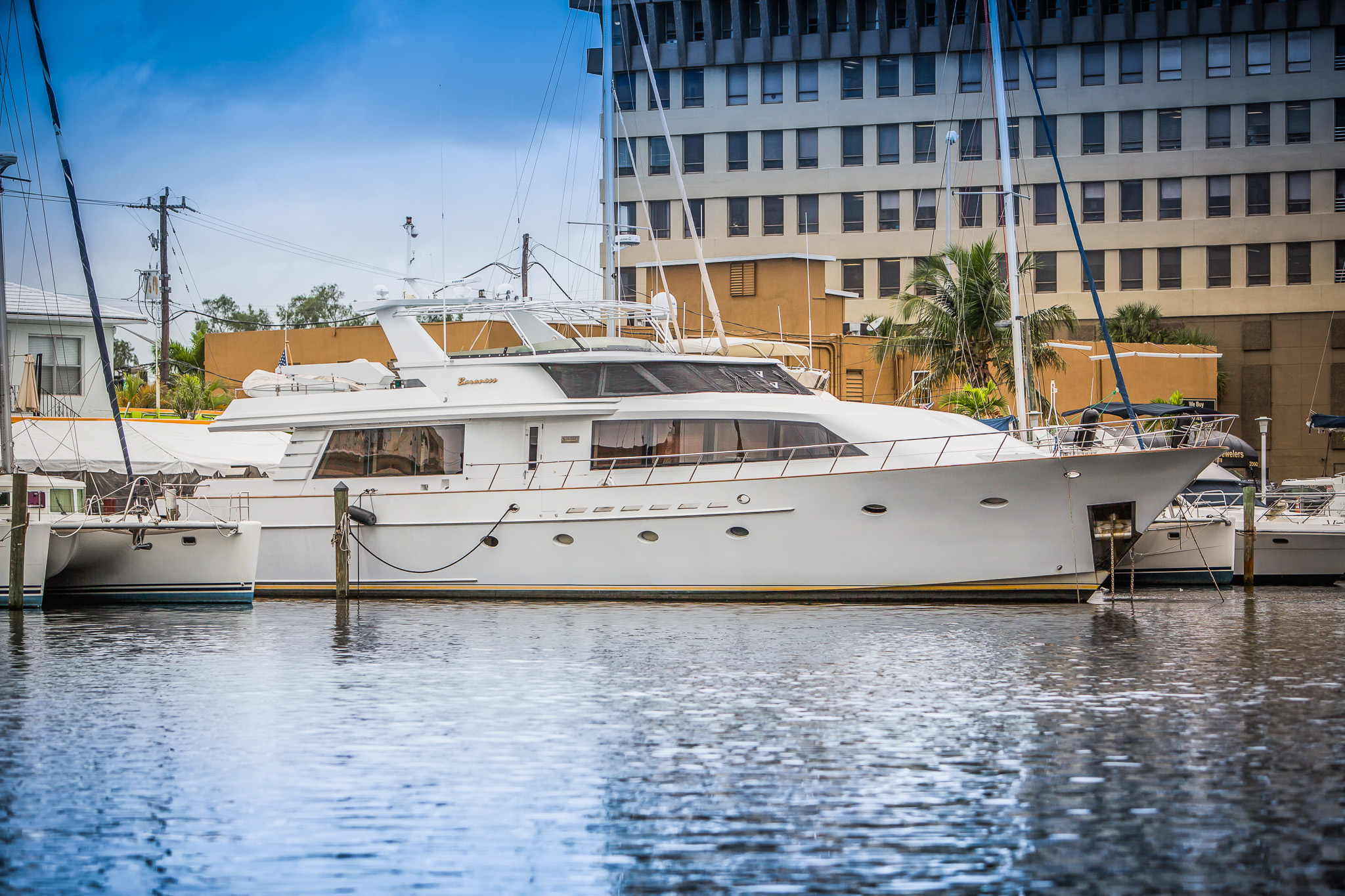 The Baroness Yacht