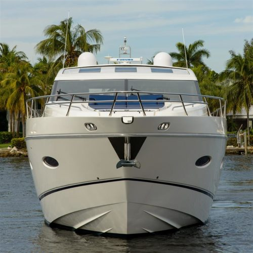 Princess Yacht in Ft. Lauderdale