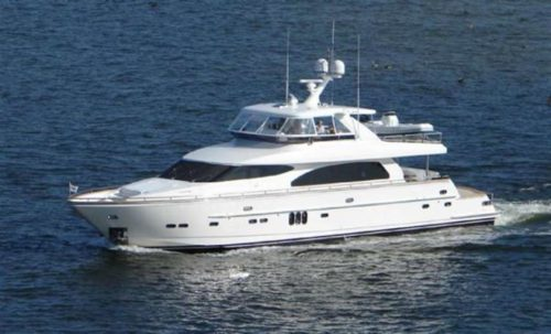 Horizon yacht for sale