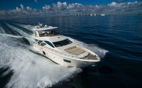 a fine Azimut 75MY for sale
