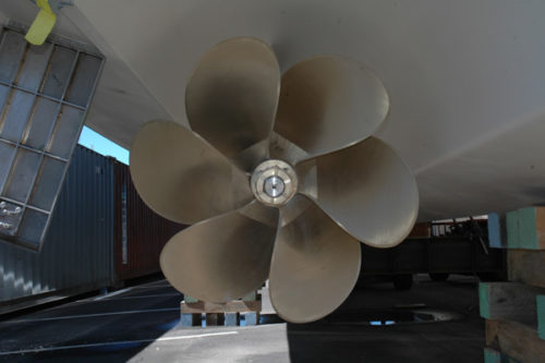 yacht propellers