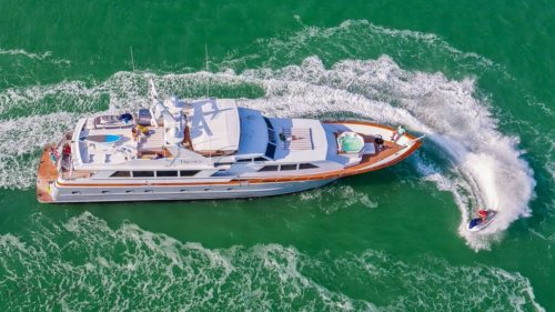 Trilogy Yacht Charter