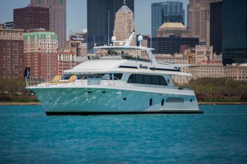 Buying Your Luxury Motor Yacht New Vs Used 26 North Yachts