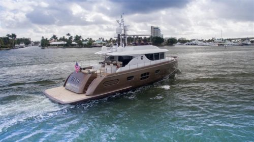 Diva Yacht for Sale