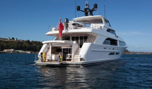 An Up-close Look at The New Westport 125 Motor Yacht | 26