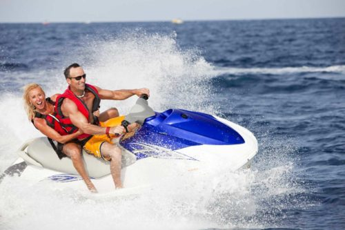 Best water toys on charter