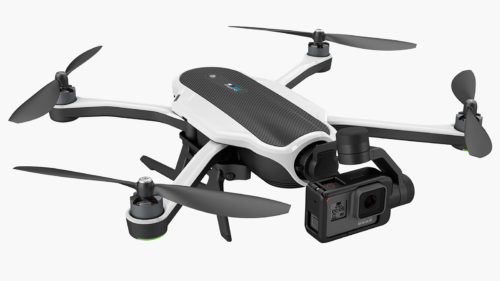 best drone for charter yacht