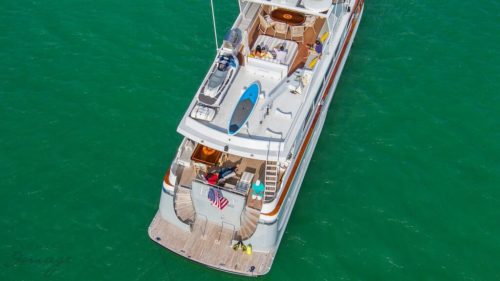 Trinity Luxury Yacht for Charter