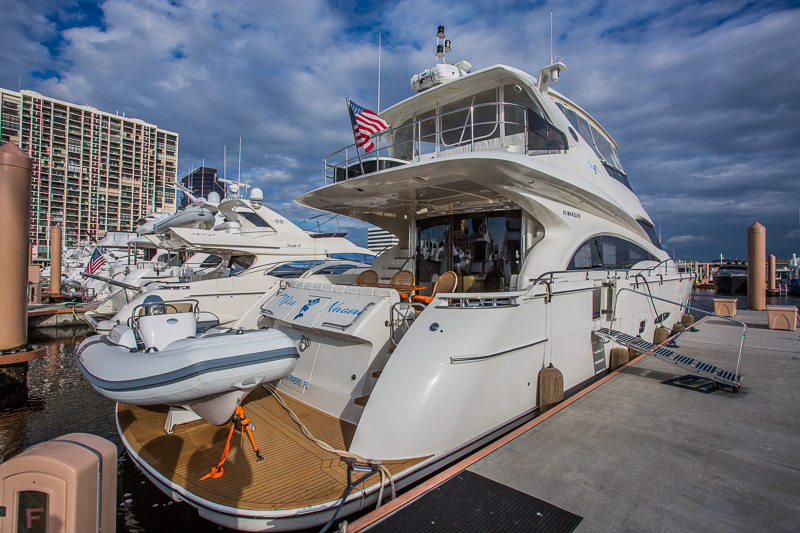 Motor Yacht Charter West Palm