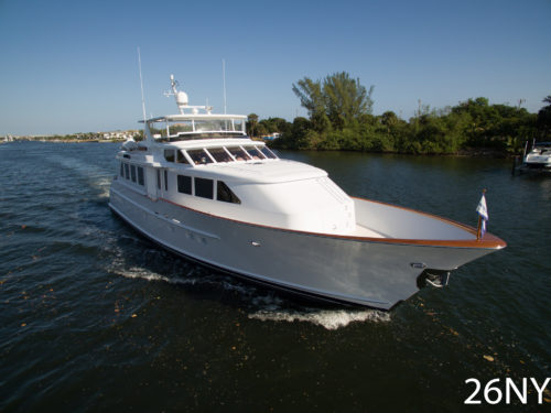 Checkmate - Featured Burger Yacht at 2017 Miami Yacht Show